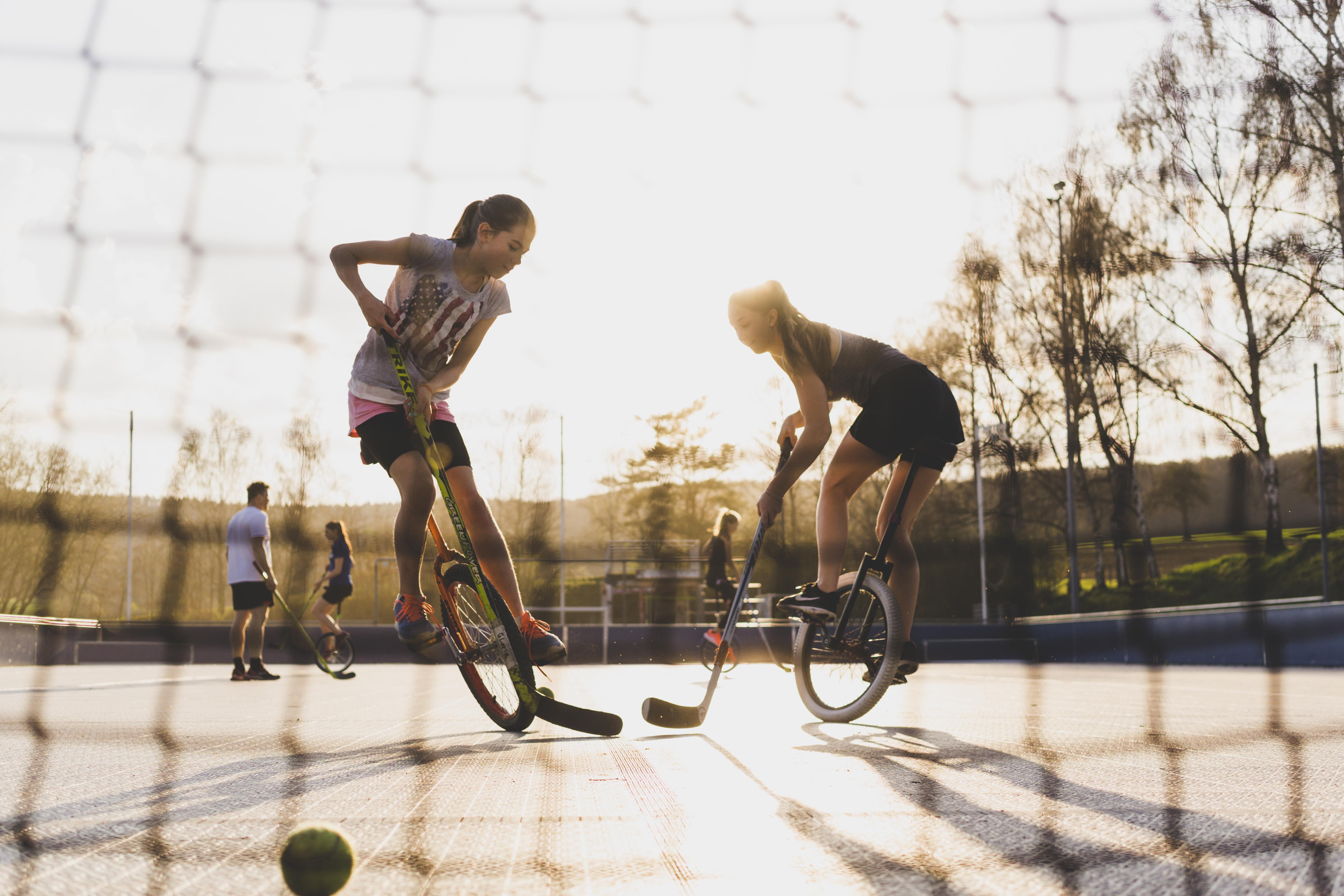SV Lohrheim Einradhockey